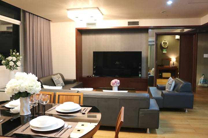 Your 3 Bedrooms Apartment In Ben Thanh Market - Ho Chi Minh City - Apartment