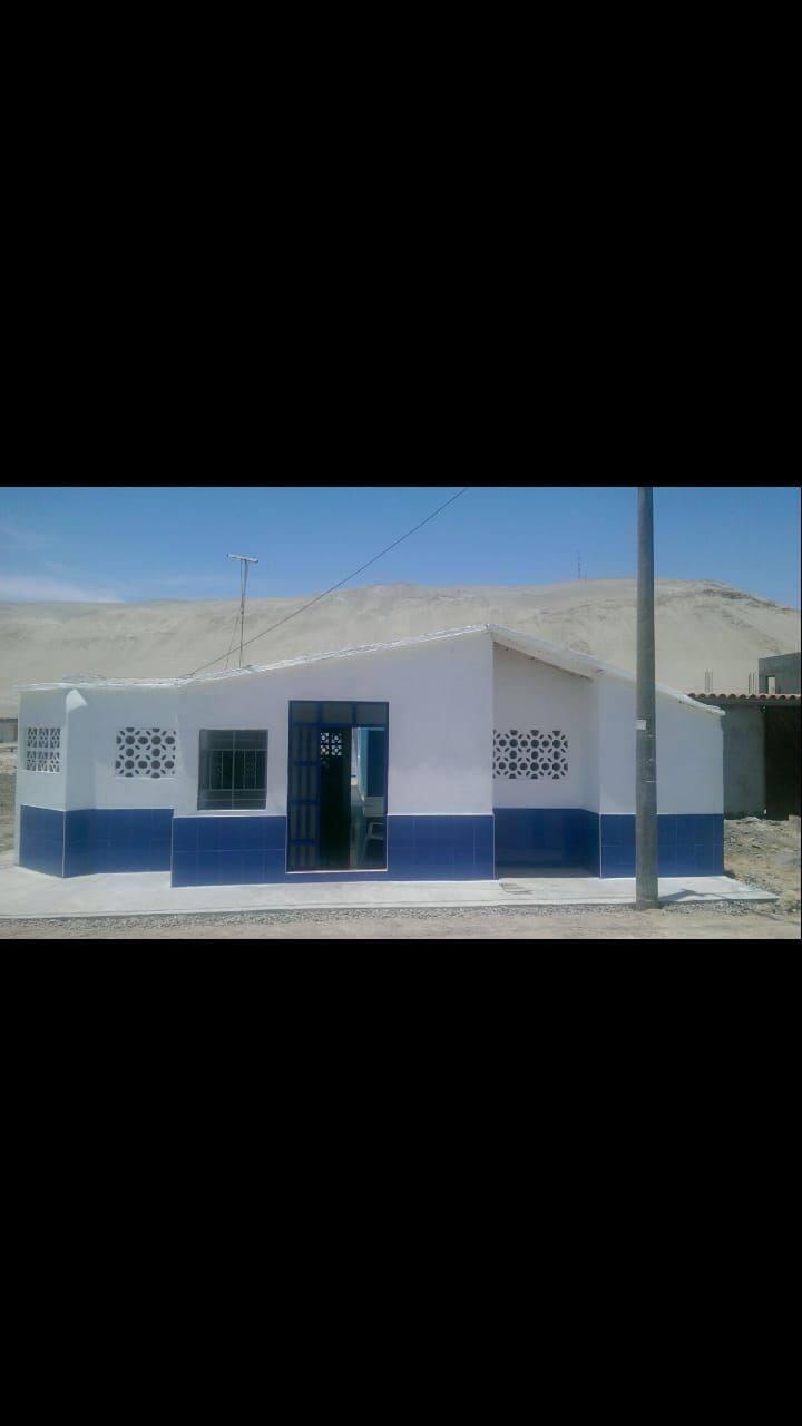 Alquilo Casa en Camaná Hasta 8 personas