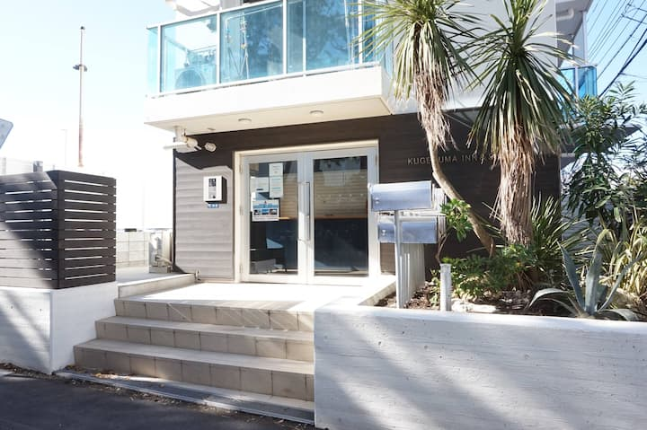 鎌倉&江ノ島観光に便利なキッチン付きのアパートメントホテル【102】