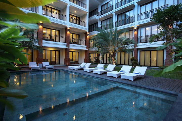 GRAND MIRAH BOUTIQUE HOTEL - Kota Denpasar