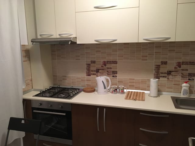 Cozy 2 room flat,close to metro! - Bucarest - Pis