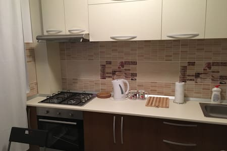 Cozy 2 room flat,close to metro! - Bukarest - Wohnung