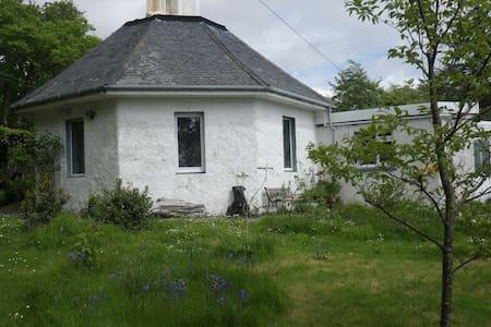 Porters Lodge: Skye's quiet place.