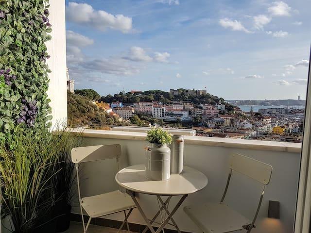 Best view in Lisbon!