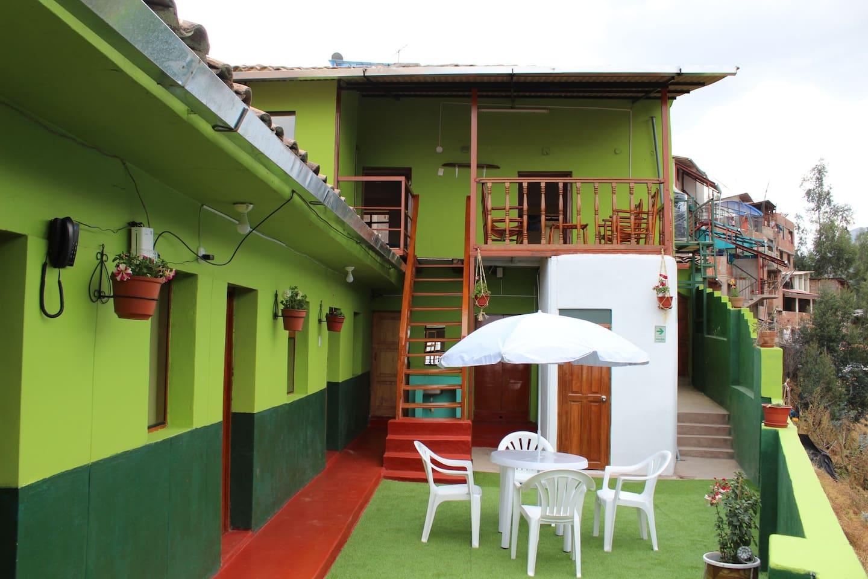 Condor Mystical Home Un lugar cómodo, tranquilo y de ambiente muy agradable para descansar..
