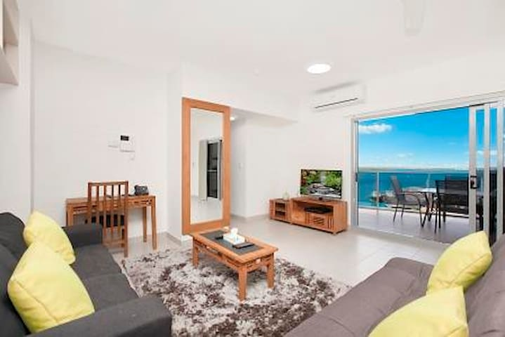 2 Bedroom Apartment with Breakfast - Darwin - Huoneisto