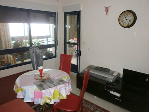 Room with seaview in La Cala close to beach&forest