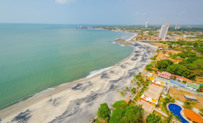 Killer Views from Bed - Playa Coronado - Lejlighed
