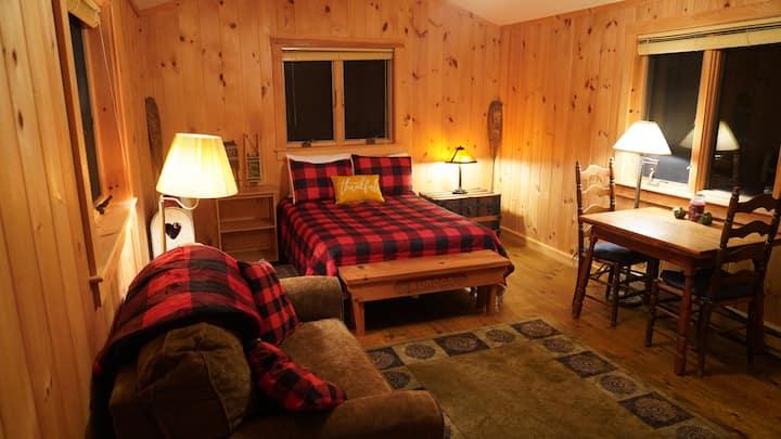 Deer Brook Cabin w/ Private Lot & Babbling Brook