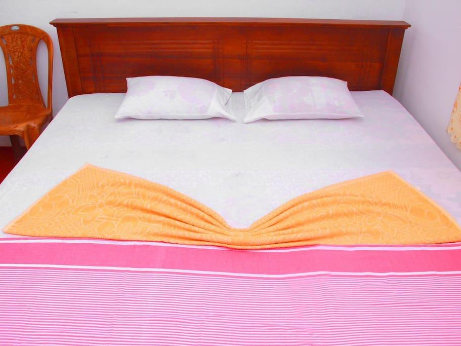 Bed # Bed room 01