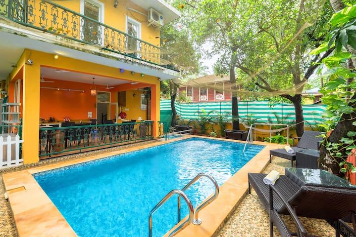 Premium Villa at Siolim, Bardez - North Goa - Villa