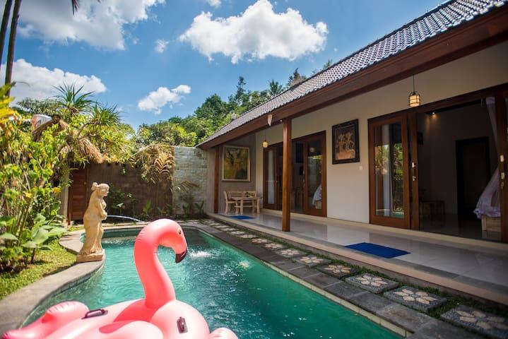 "New villa ""I LOVE YOU-III"": inhale Bali vibe!"