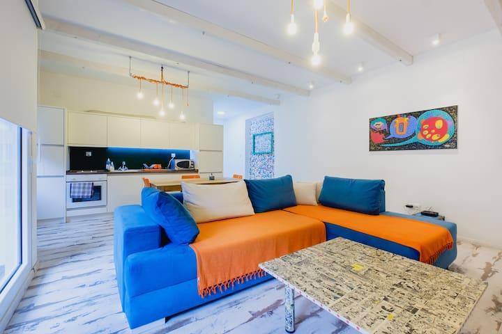 Asja  new modern spacious apartment - Belgrade - Apartment