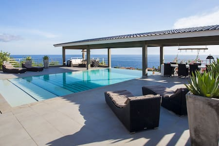 NEW!! ☀️Incredible sea view villa, 4 - 8 guests ☀️