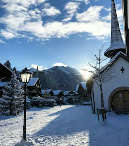 Gstaad city Flat (Chalet) - Gstaad