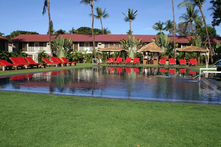 Luxury Condo on Lahaina, Maui - Lahaina - Lyxvåning