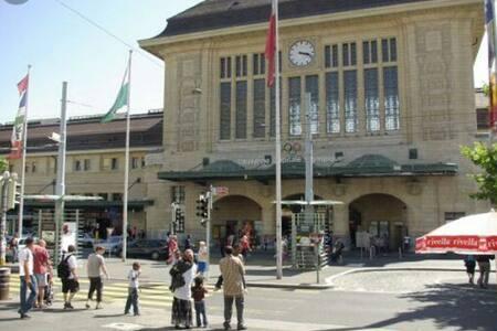 Studio in Lausanne - Lausanne