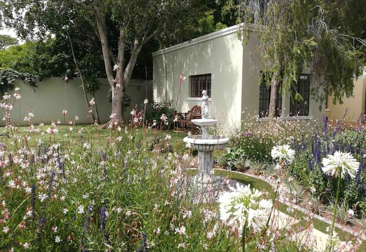 Beautiful 2 bed-roomed cottage in tranquil setting