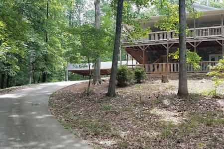 Forest retreat private Simpsonville area