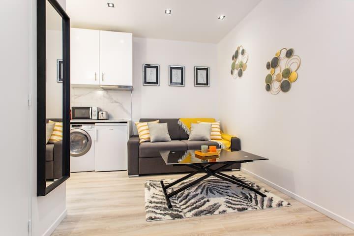 Superbe appartement Kleber/TourEiffel // 4P