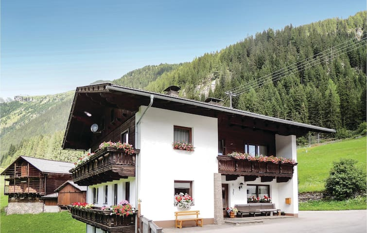 Holiday apartment with 2 bedrooms on 48m² in St.Jakob im Defereggent