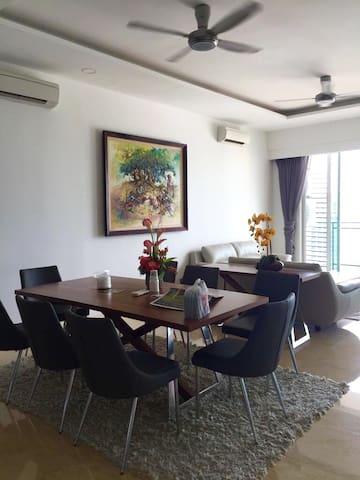 De'Shore 4 bedroom Luxury Penthouse - Melaka - Apartamento