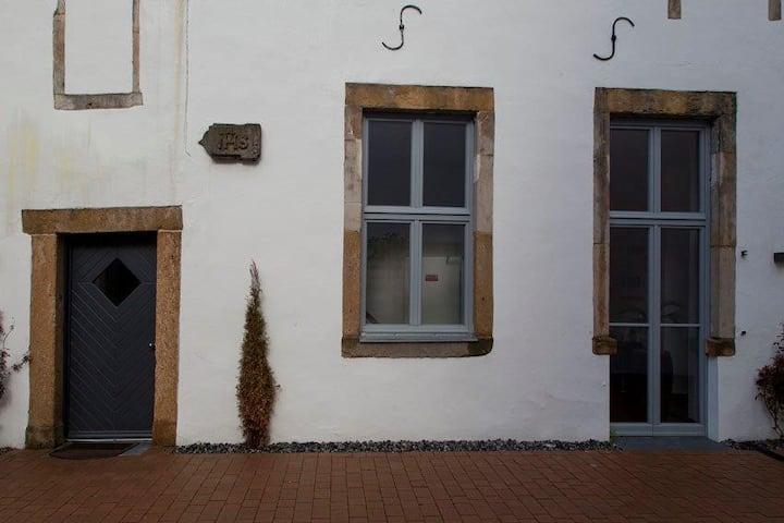 """""""Scalina"""": stadtzentrale Unterkunft am Innenhof"""