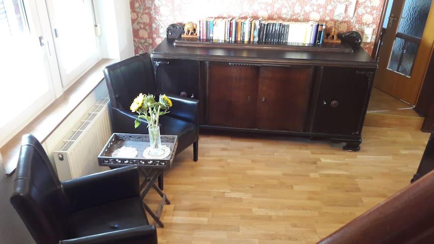 Lesezimmer (1.Etage)