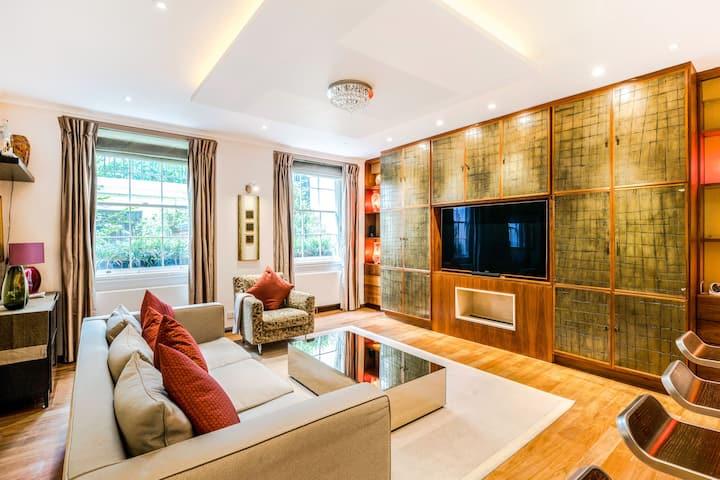 Garden Apartment in Pimlico
