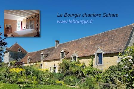 Le Bourgis chambre Sahara - la chapelle montligeon