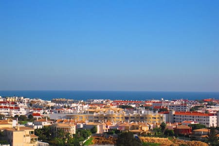 Ocean Eyes. Amazing 180º view of the sea and city - Albufeira