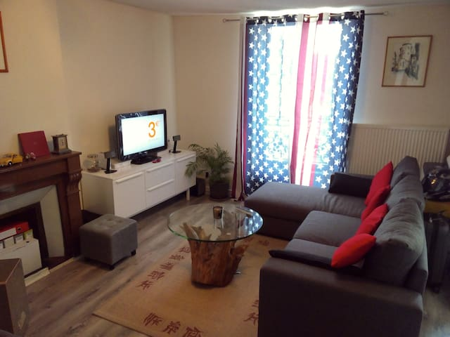 Appartement au centre d'Arbois - Arbois - อพาร์ทเมนท์