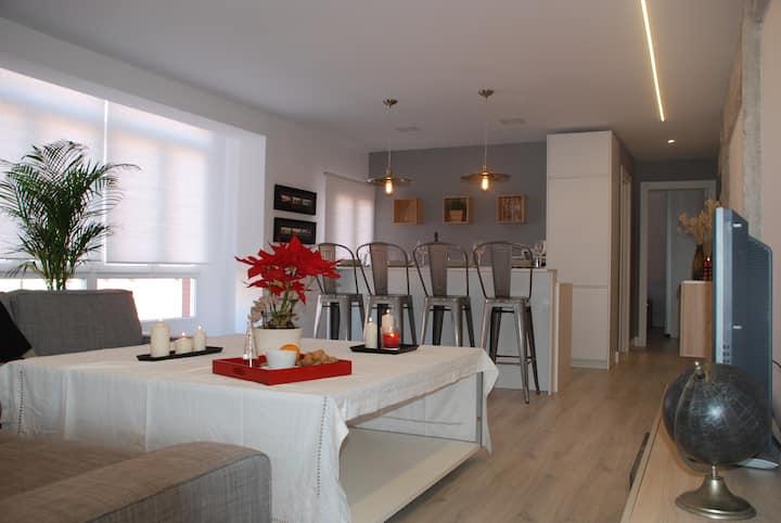 Acogedor apartamento en sardinero