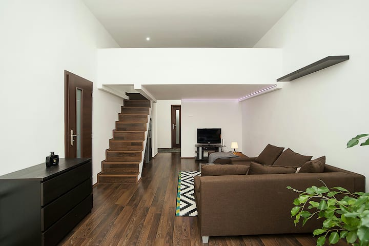 Best location! Chic flat. Good energy, nice&clean