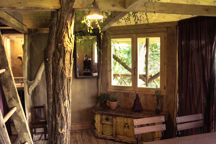 Fairytale Treehouse in Southern Hungary