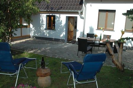 Charmante Ferienwohnung nahe Tropical-Island - Krausnick-Groß Wasserburg - 公寓