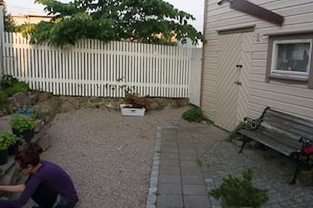 The happiest AirBnB in Fredrikstad! - Fredrikstad - Guesthouse