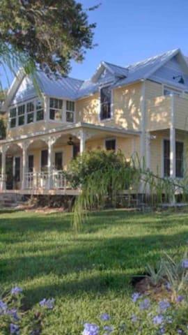 The Hummingbird House...