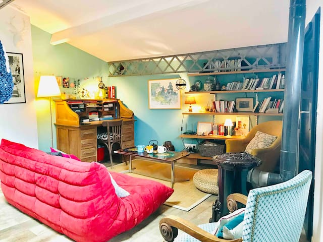 Studio Maison de 28 m2 Cosy et Confortable
