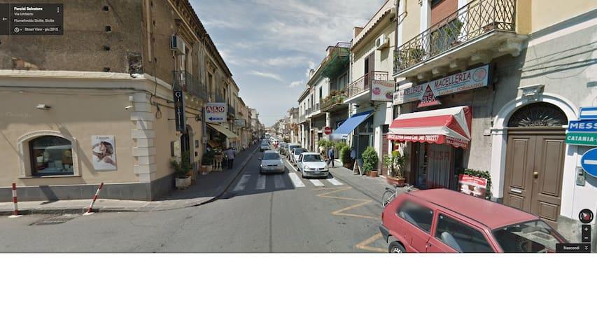 Appartamento - Fiumefreddo di Sicilia - Lägenhet