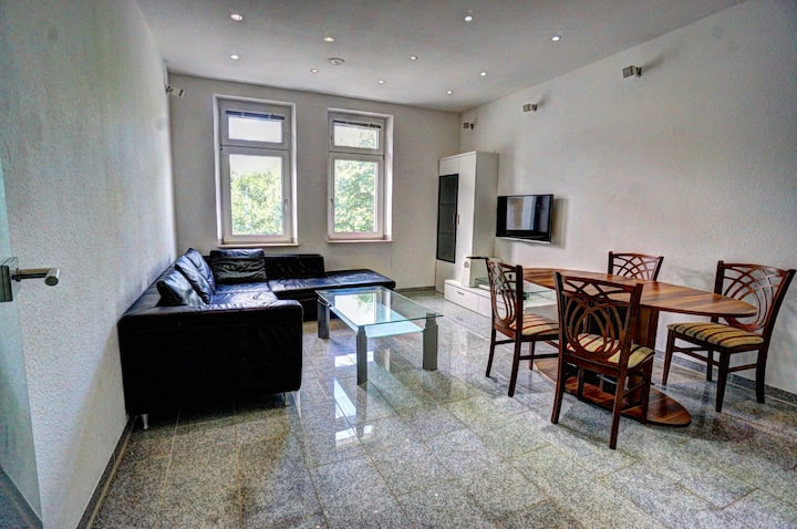 Apartment with 2 bedrooms and open kitchen