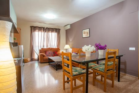 Super nice apartment near to Valencia