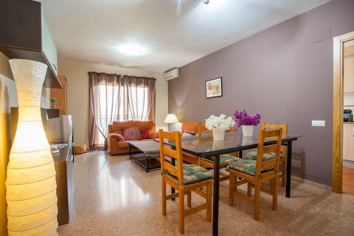 Super nice apartment near to Valencia