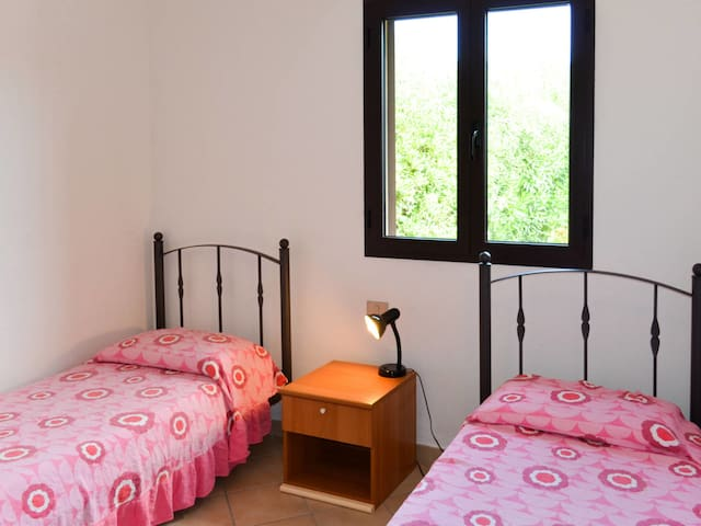 Apartment Residence Sole for 6 persons