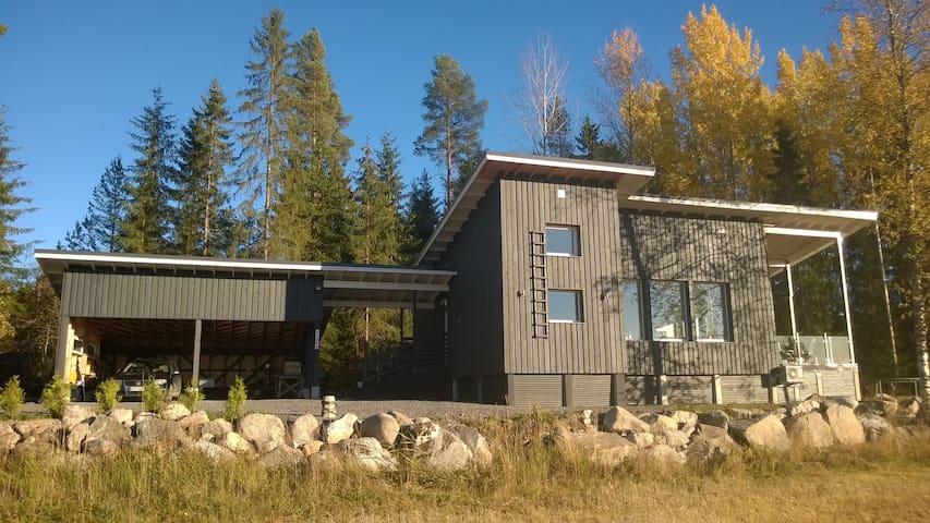 Villa Salmi, Jämsä,10 km Himokselta - Jämsä