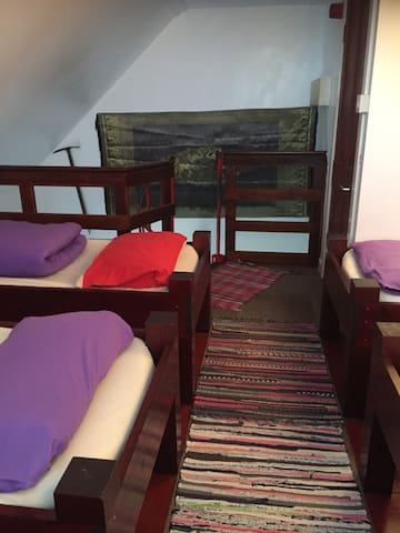 private unit (Hostel) - Portnalong
