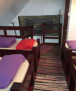 private unit (Hostel) - Portnalong - Herberge