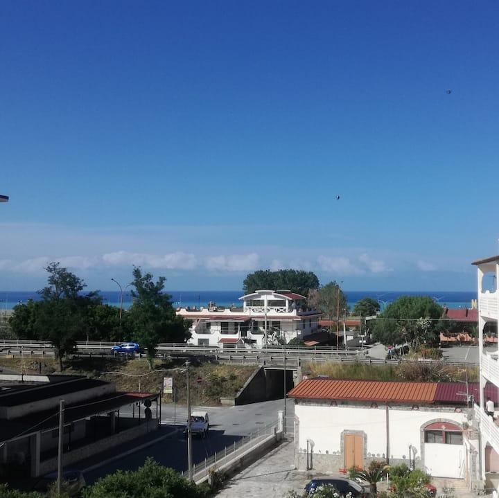 150 m beach Calabria , mare, sole, sagre ottobre