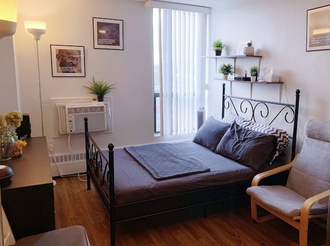 Charming studio in famous downtown Queen West!