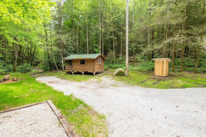WiFi & Waterfront - Cozy Creek - Minimalist Camper's Cabin in Red River Gorge